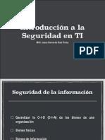 01-Introducción Seguridad