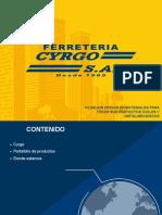 Catalogo Cyrgo