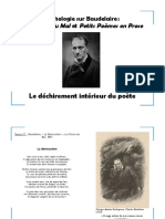 Anthologie Baudelaire