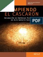 Rompiendo El Final Incubación de Empresas Con Alto Impacto Social - NesSt