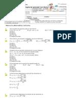 Guia de Ecuaciones Cuadraticas Primera Parte