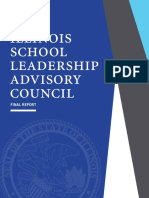 Illinois School Leadership Advisory Council - Final Report