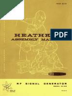 Heathkit IG-102 manual