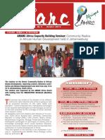 NewsletterAMARCAfrica No4 En