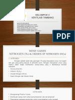 KELOMPOK V_VENTILASI_NITROGEN (N2) & OXIDES OF NITROGEN (NOX).pptx