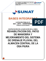 Bases Integradas LP Obra Patio Maniobra