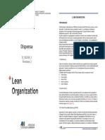 Lean organization