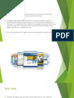 Diferencia de Pagina Web, Sitio Web y Portal Web