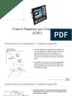 6.1 Programacion CNC - Translado de Origen