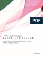 Manual Da Tv Lcd