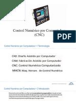 1.1 Programacion CNC - Introduccion