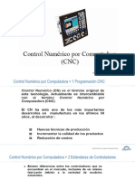 2.1 Programacion CNC - Introduccion a La Programacion