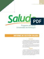 Gestión Saluda 2015