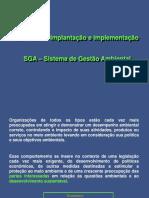 SGA- ISO14001