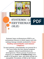 Systrmic Lupus Erythematosus (Sle)
