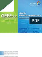 01 Guía de Eficiencia Energética Para Establecimientos Educacionales