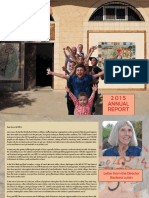 Middle East Children's Alliance Annual Report 2015