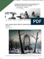 Ilustrando_ Eha_ Algunas Ideas Sobre El Romanticismo y Frankenstein de Mary Shelley