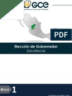 Zacatecas GCE 2016