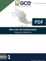 Aguascalientes GCE 2016