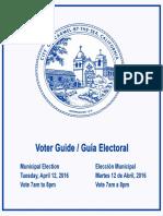 Carmel Voter Guide 2016