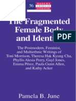 Fragmented Female Body and Identity