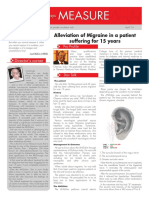 Migraine Package
