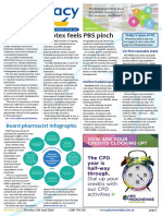 Pharmacy Daily for Thu 14 Apr 2016 - Apotex feels PBS pinch, Pharmacy Connect opens, Board pharmacist infographic, Travel Specials and much more