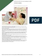 08-03-16  Visita Gobernadora Claudia  Pavlovich a mujeres hospitalizadas en el HIMES. -El Reportero
