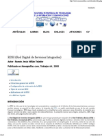 Red Digital de Servicios Integrados (RDSI)