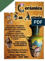 Ceramica San Antonio Comprimido