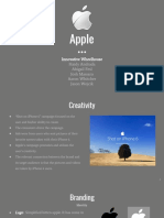Advertising Creative Strategy Final Project Powerpoint