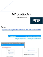 AP Digital Submission