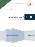 AR - Arquitectura de Redes