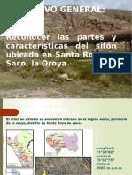 Sifon-Invertido La Oroya
