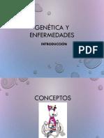 Genética y Enfermedades