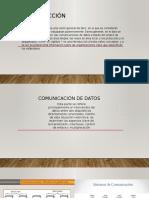 Comunicacion de Datos Tarea