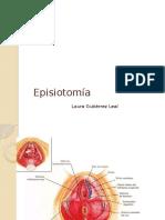 Gineco Episiotomia Media y Lateral
