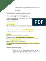 Direito Administrativo - Licitações
