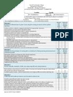 clinical evaluation summative practicum