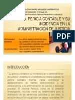 Peritaje y Administracion Publica