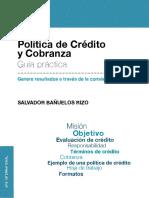 Politica de Credito y Cobranza eBook
