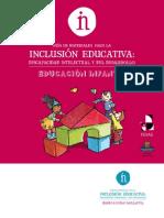 Guía de materiales para la inclusion educativa en Infantil