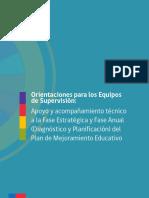 Orientaciones Para Supervisión 1 PME 2016