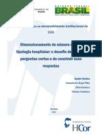Dimensionamento hospitalar