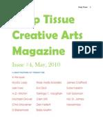 Deep Tissue Magazine Issue #4 May 2010