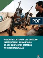 Mejorar el respeto del derecho internacional humanitario en los conflictos armados no internacionales