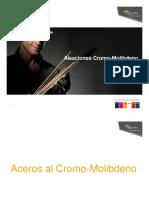 Aleaciones Cromo-Molibdeno