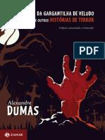 Alexandre Dumas - A Mulher Da Gargantilha de Veludo e Outras Histórias de Terror
