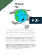 La Atmosfera Desarrollo Sostenible